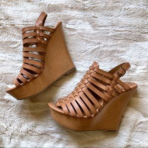 🆕 Wood-look wedges